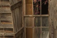 Barns 'n' such / by Karen Lewallen