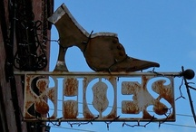 Shoes / by Laurie Jamison Morrison
