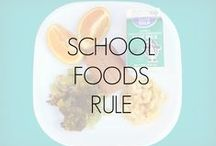 School Foods Rule / Federal guidelines governing the food kids get at school are being phased in gradually over 3yrs, with the first changes taking place this fall. This board highlights the positive changes & creative efforts by schools across the US to meet these new #schoolfoodsrule. Email your photos to foodrevolution@jamieoliver.com, find out more about the new meals at www.schoolfoods.org/back2school & see out how you can help get more real food on the lunch tray at www.jamiesfoodrevolution.com/schoolfood. / by Food Revolution