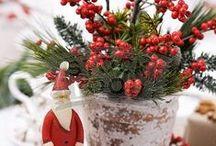 Eco-Friendly Christmas  / DIY, Nature, Beauty, Fun , Creative Christmas, Healthy cooking, Free Printable