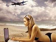 Travel Girl / ♖ PINTEREST.com/BrandMagazine♖