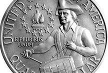 Stamps&Coins / ♖ PINTEREST.com/BrandMagazine♖