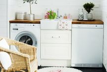 For the Home: Laundry Rooms