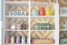 For the Home: Craft Spaces