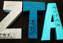 ZTA  / by Christina NeSmith