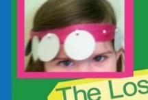 Sunday Night Activities/Crafts for Kids