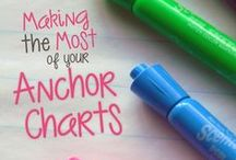 Anchor Charts / by Elaine Berman