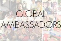 Global Ambassadors / The Jamie Oliver Food Foundation (USA) founded the Food Revolution Voluntary Ambassador program in 2012 with a vision of galvanizing an already growing global foodie community into a movement with purpose, to keep cooking skills alive.  The aim of the program is to build a powerful movement where our collective voice can bring about positive change in food knowledge and cooking skills that last a lifetime and begin to reduce the impact of diet related disease in current and future generations.