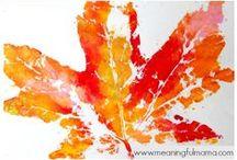 PreK Theme - Autumn