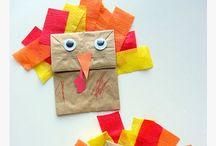 Back to (Pre)School - Thanksgiving / by Carolyn Mensch