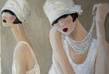 | 1920's style | / by ChocolateeClare
