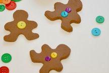 Back to (Pre)School - Gingerbread Man / by Carolyn Mensch