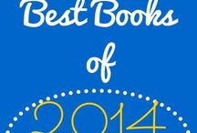 Books I've Read in 2014 / All the books I've read throughout the year