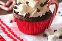 Food - Cupcakes / Cupcake ideas, recipes, inspiration...
