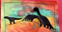 PreK Theme - Dinosaurs