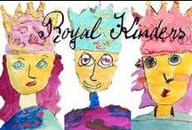 PreK Theme - Kings and Queens