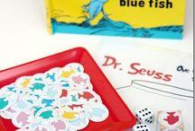 PreK Theme - Dr. Seuss