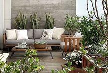 Patio + Outdoor Spaces