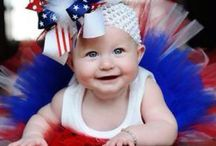 Patriotic Fun / Memorial Day, elections, Fourth of July & more :)