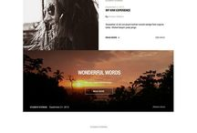Web Design - Class / While I'm taking my B.A in Web Development, I want a place to store all of my resources and creative commons as well as my projects. So here you go, I hope you find this helpful too.