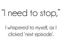   TV Addict   / by Clare Kellett