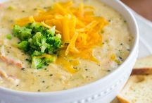 Soup & Stews / Stay warm this fall and winter with homemade soups and stews and crockpot soups.