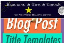 Blogging, Tips. Tricks / Tips and Tricks and thing that got to do with Blogging #MissionPinPossibleBzz #BiteSizedBzz
