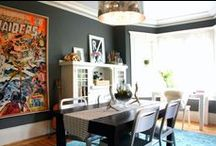 43rd Ave Project - Dining Room Inspiration