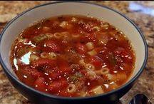 Salads, soups, etc. / by Karen Lewallen