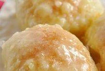 Breads, rolls, etc. / by Karen Lewallen