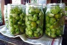 Jams, jellies, jars and smoothies / by Karen Lewallen