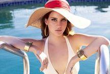 ♊ Elizabeth Woolridge Grant ♊ ( Lana Del Rey) / Model, Singer/Songwriter www.lanadelrey.com