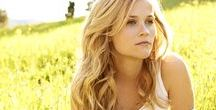 ♈ Laura Jeanne Reese Witherspoon ♈ / Actress, Designer, & Producer www.draperjames.com
