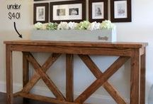 Homemade: Furniture and Decor DIY
