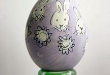Springtime DIY / Spring and Easter creative DIY projects and ideas