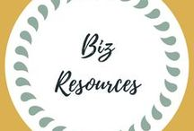 Biz Resources / Business resources for entrepreneurs, managers and business owners to help grow their businesses either online or in a brick-and-mortar atmosphere.  This is a group board.  Guidelines: 1. High quality pins that point to high quality content. 2. No duplicates. 3. Pin no more than 10 pins per day.