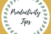 Productivity Tips / Productivity tips for entrepreneurs, managers, and business owners to add more time to your day and get more work done! Spend more time on revenue generating tasks. This is a group board.  Guidelines: 1. Only pin high quality pins with links that point to high quality content.  2. No duplicates. 3. Pin up to 10 pins per day.