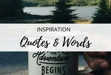 Inspiration | Quotes and Words / Inspiring Words | Quotes | Inspiration | Funny Quotes + More... www.inspirefamilytravel.com.au