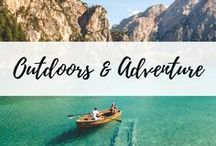 Travel | Outdoors & Adventure / A Collection of Inspiration for Outdoor and Adventure Travel. Created for those travellers who love or want to experience Outdoor and Adventure****Ideas | Tips | Insights | Advice | Planning Guide + More....   www.inspirefamilytravel.com.au