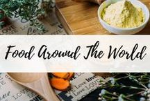 Travel | Food Around The World / All the Cuisines, Favourite Foods, Delicacies, Amazing Restaurants from around the World***Where to Eat |  Kid-Friendly Restaurants + More... www.inspirefamilytravel.com.au