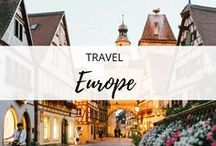 Europe | Travel Guide / European Destination Guide for all Travellers! Where to Go  | What to See | Things to Do | Reasons to Visit | Destination Inspiration | Destination Tips | Family Travel | Destination Facts + More... www.inspirefamilytravel.com.au