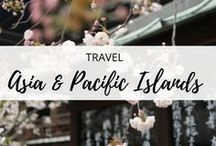 Asia & Pacific Islands | Travel Guide / Asian Destination Guide for all Travellers! Where to Go  | What to See | Things to Do | Reasons to Visit | Destination Inspiration | Destination Tips | Family Travel | Destination Facts + More... www.inspirefamilytravel.com.au