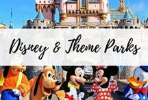 Travel | Disney & Theme Park Fun / All Things Disneyland, Disney World, Universal Studios & all the other theme parks around the world. Tips | Inspiration | Advice for Travelling to Theme parks with Kids | Family Travel | Travel with Kids + More.... www.inspirefamilytravel.com.au