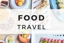 Food Travel / The best tips, advice, guides, and blog posts for food travel and eating around the world.