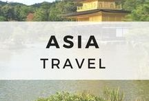 Asia Travel / The best tips, advice, guides, and blog posts for Asia travel.