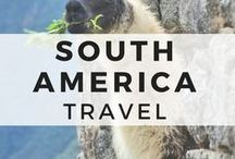 South America Travel / The best tips, advice, guides, and blog posts for South America travel.