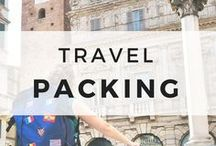 Travel Packing / The best tips, advice, guides, and blog posts for travel packing and travel clothing.