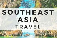 Southeast Asia Travel / The best tips, advice, guides, and blog posts for Southeast Asia travel.