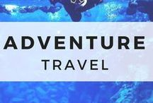 Adventure Travel / The best tips, advice, guides, and blog posts for adventure travel and exploring the world.