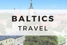Baltics Travel / The best tips, advice, guides, and blog posts for Baltics travel.